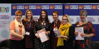 MMF Team Award Winners 2018: The RGU Midwifery Insight Team