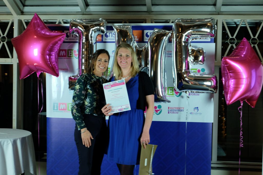 Teyluva Midwives - Highly Commended in the Inclusion Award