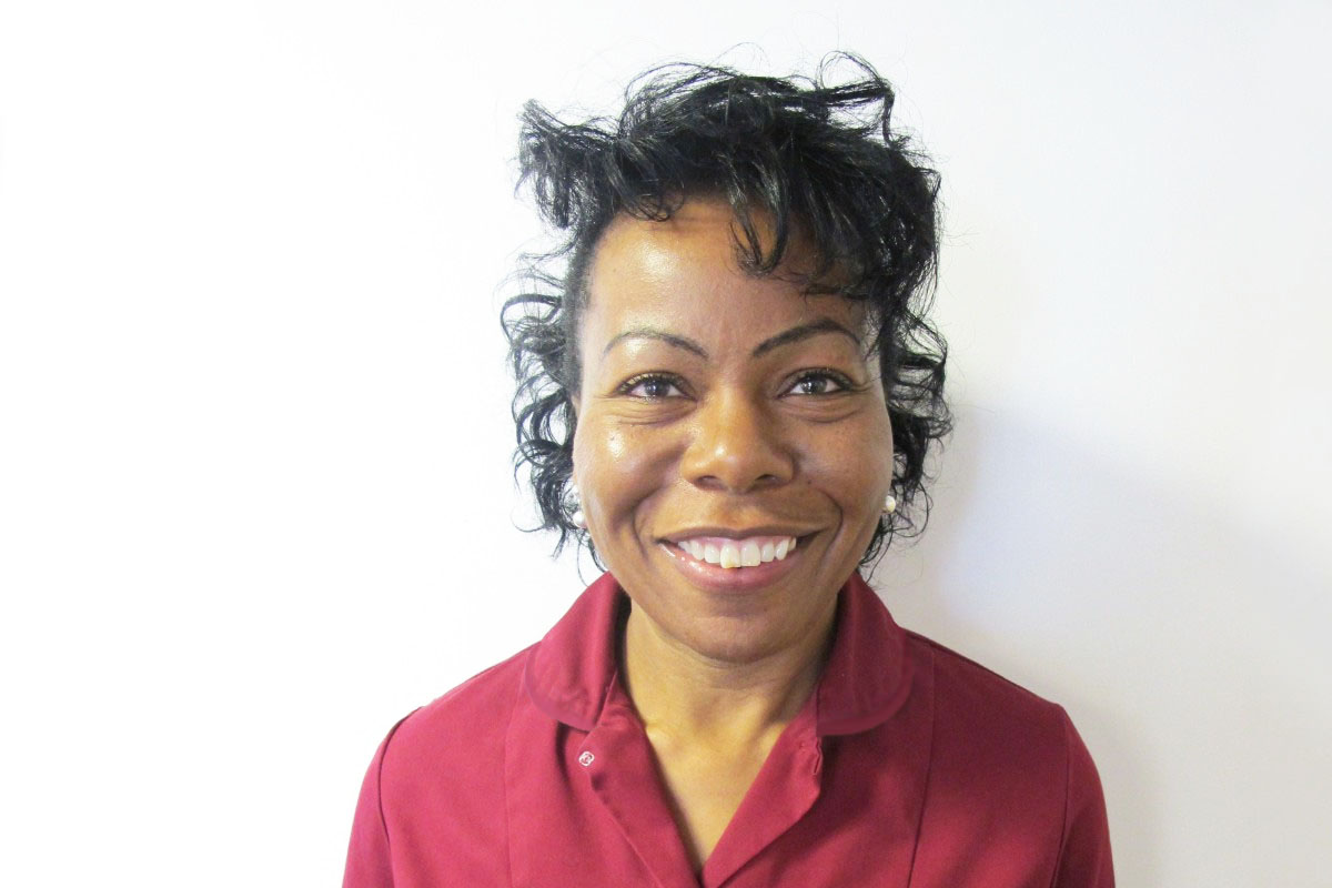 Professor Jacqueline Dunkley-Bent