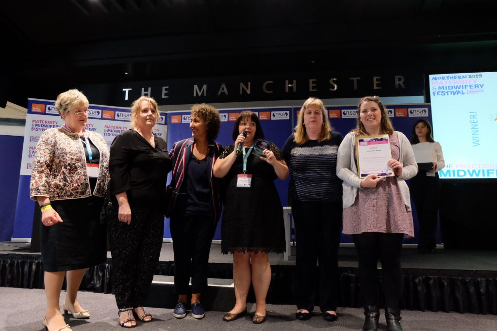 Innovation Award Winner: Ingleside Birth and Community Centre