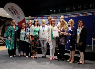 Team Award Winner: Lancashire Teaching Hospitals Maternity Service