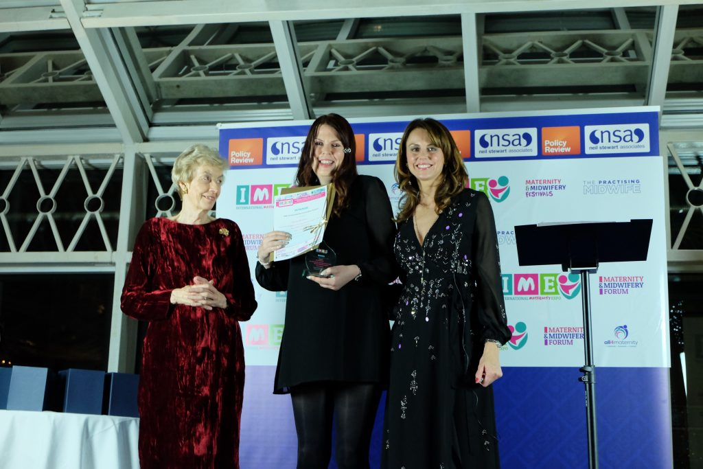 Shona McCann - Winner of the Sustainability Innovation Award