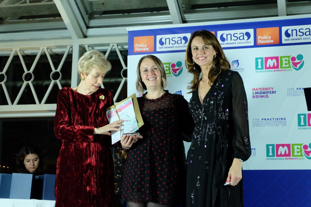 Highfield Midwifery Team, Wirral Hospital Trust - Winner of the Midwife Team Award