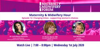 #MidwiferyHour Episode 12