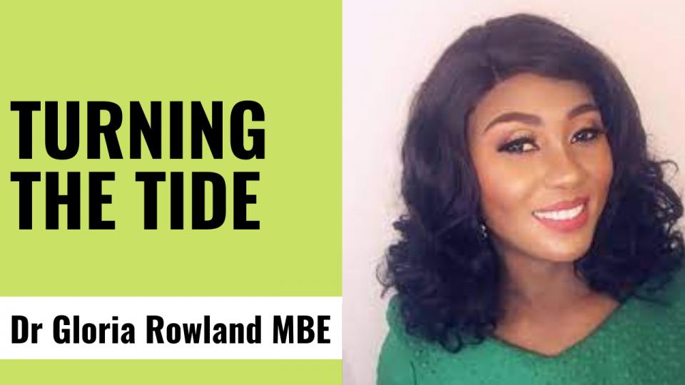 Dr Gloria Rowland MBE