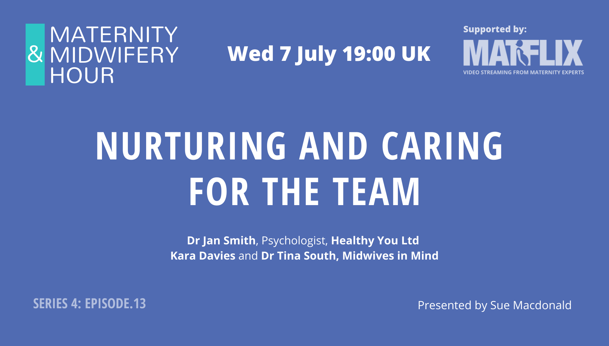 Nurturing and caring for the team